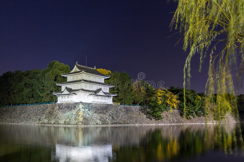Nagoya Castle royalty free stock photography