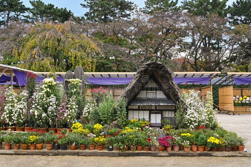 Nagoya castle, Nagoya, Japan fotografering för bildbyråer
