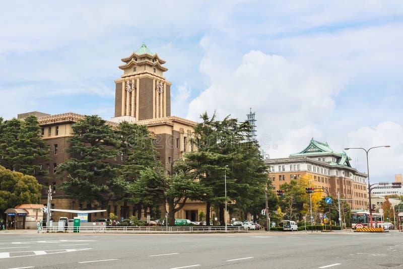 Nagoya City Hall stock image