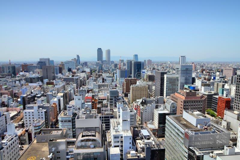 Nagoya, Japão imagem de stock royalty free