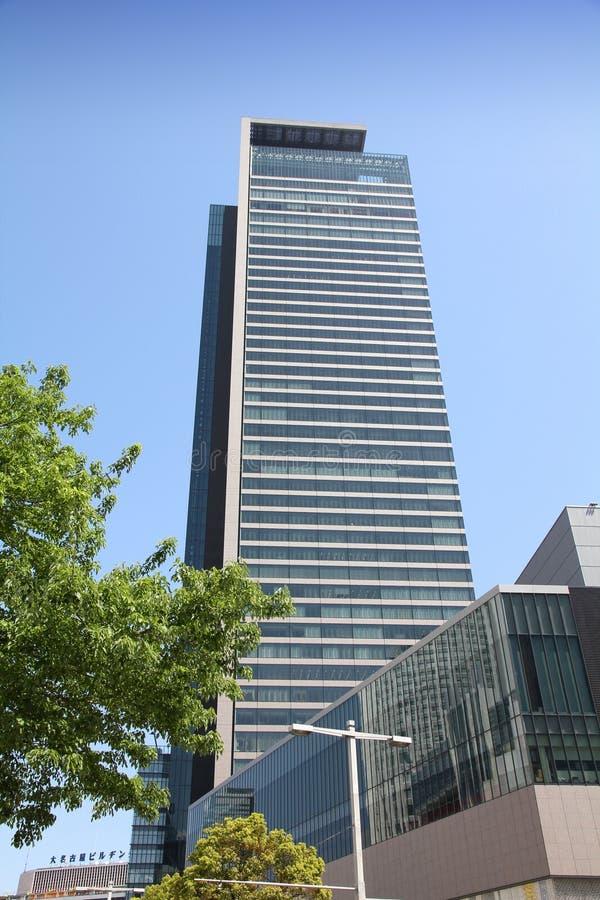 Nagoya, Japan royalty free stock photo
