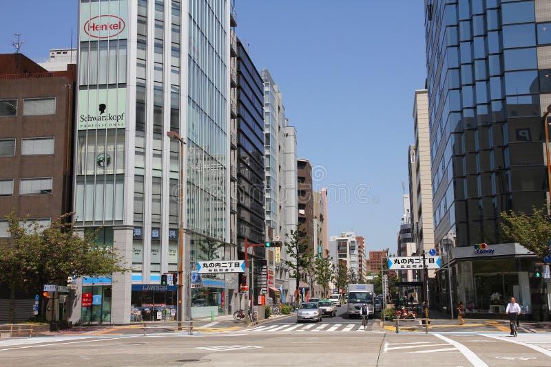 Nagoya, Japonia obraz royalty free