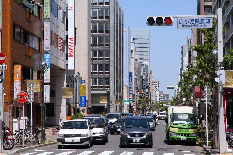 Nagoya, Japonia zdjęcia stock