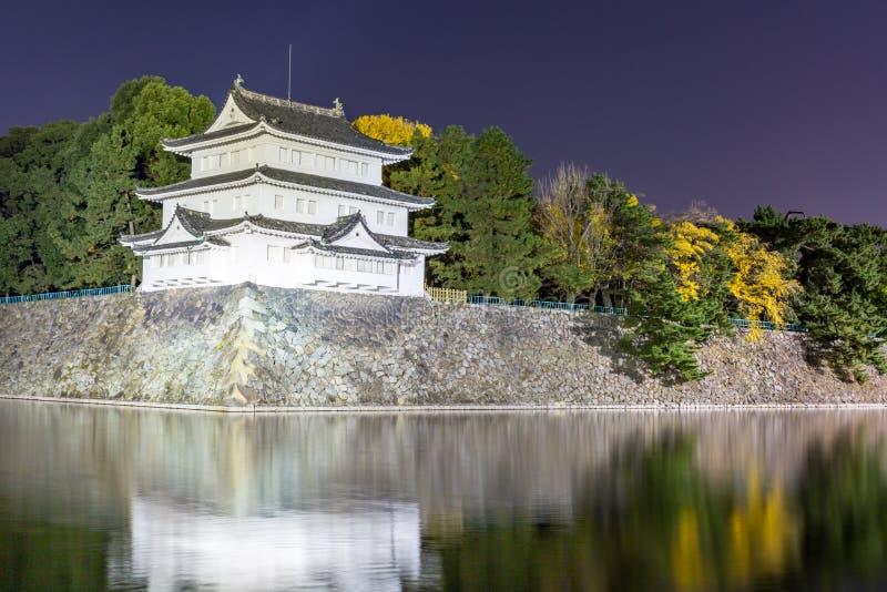 Nagoya kasztel obrazy royalty free