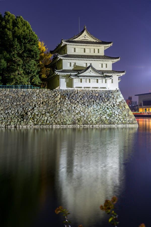 Nagoya kasztel zdjęcie stock