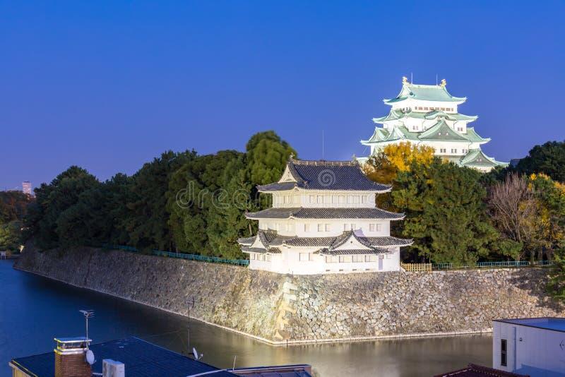 Nagoya kasztel obrazy stock