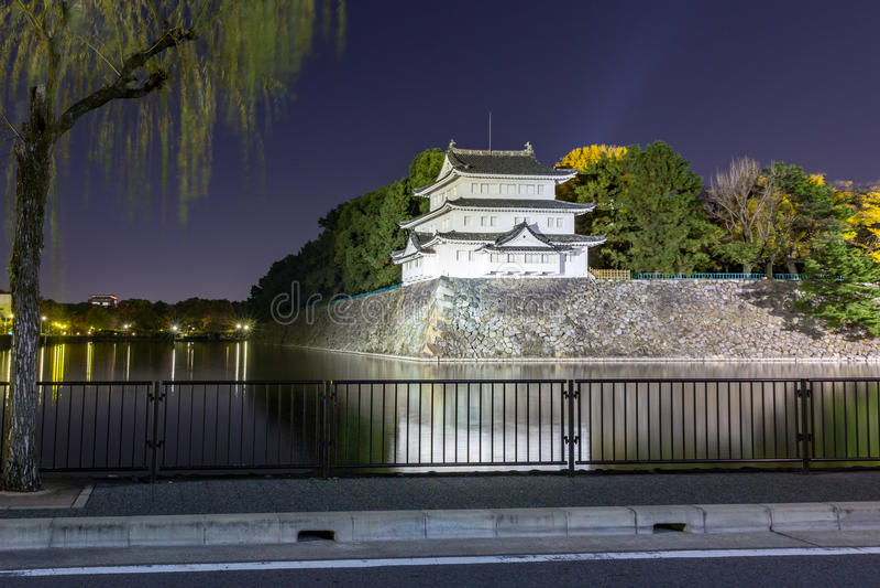 Nagoya kasztel zdjęcia royalty free