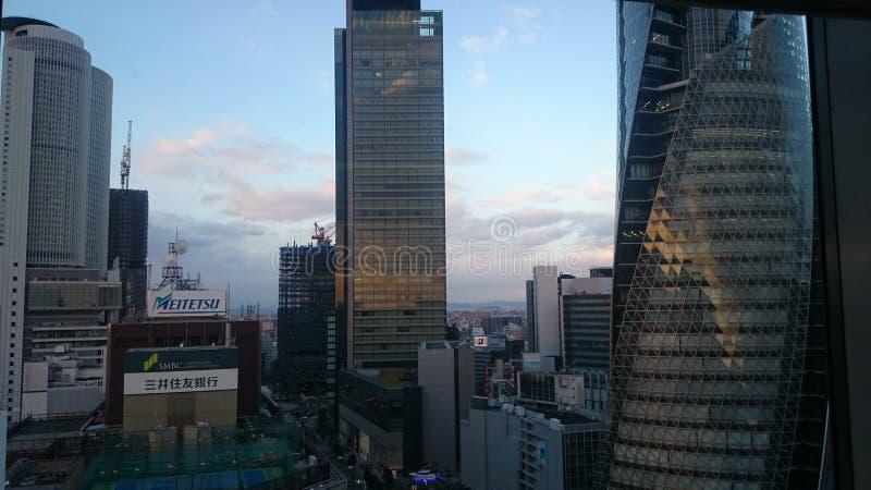 Nagoya royalty free stock photo