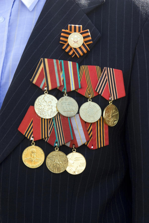 nagród wielka patriotyczna zwycięstwa wojna zdjęcia royalty free