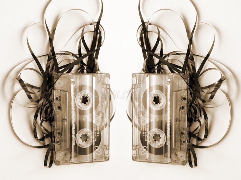 nagranie kasety obrazy royalty free