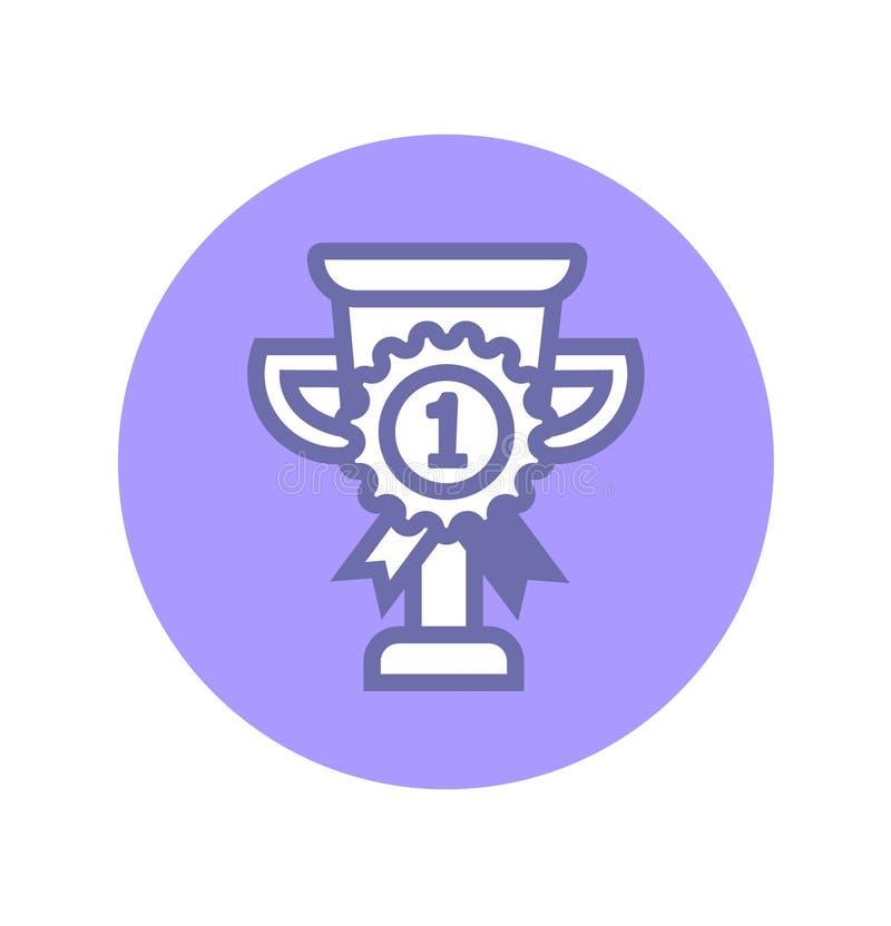 Nagrody ikony wektoru znaka nagrody ikona ilustracja wektor