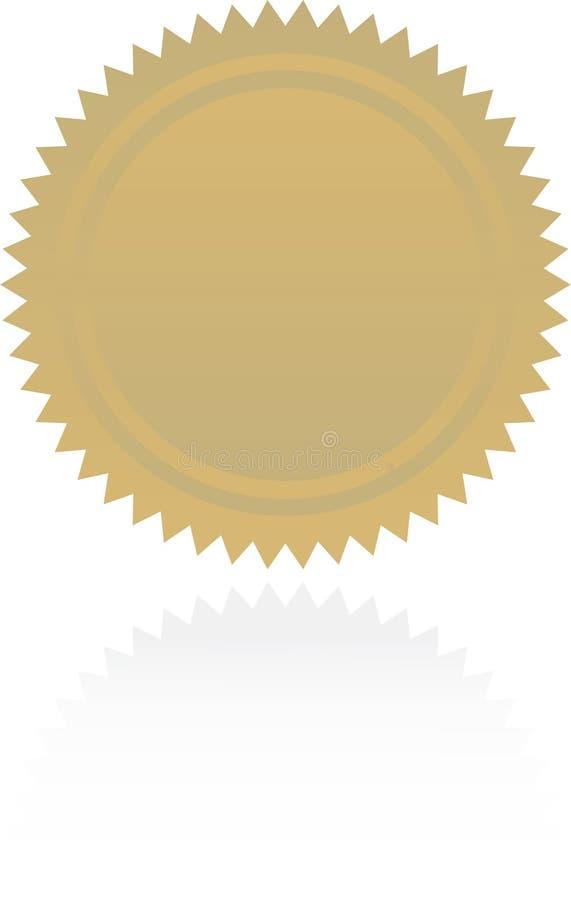 nagrody starburst royalty ilustracja