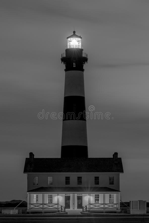 Bodie Island Lighthouse royalty free stock image