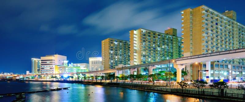 Naha, Okinawa Cityscape lizenzfreie stockbilder