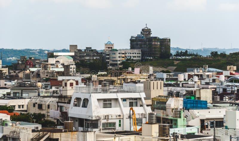 Naha urbana, Okinawa fotos de archivo libres de regalías