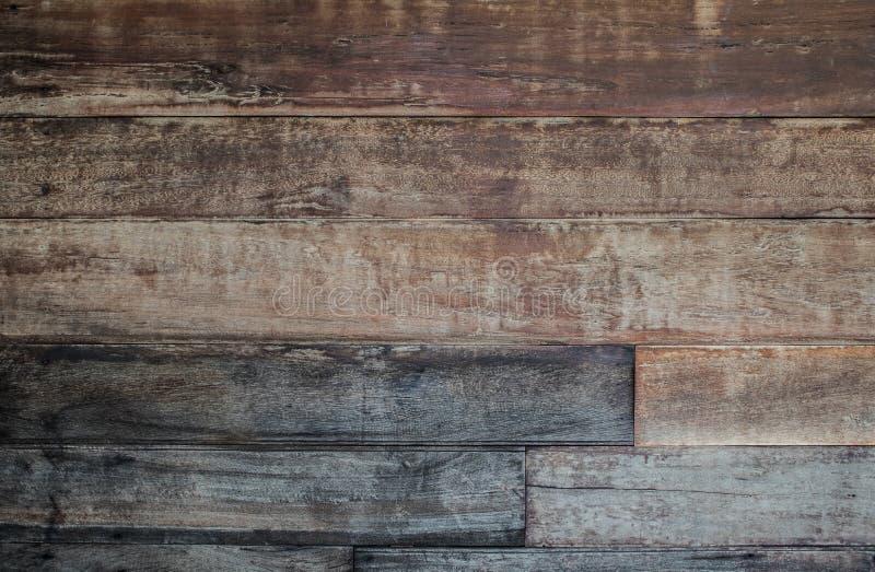 Nahaufnahme Alte Holzstruktur Hintere alte Panels stockbild