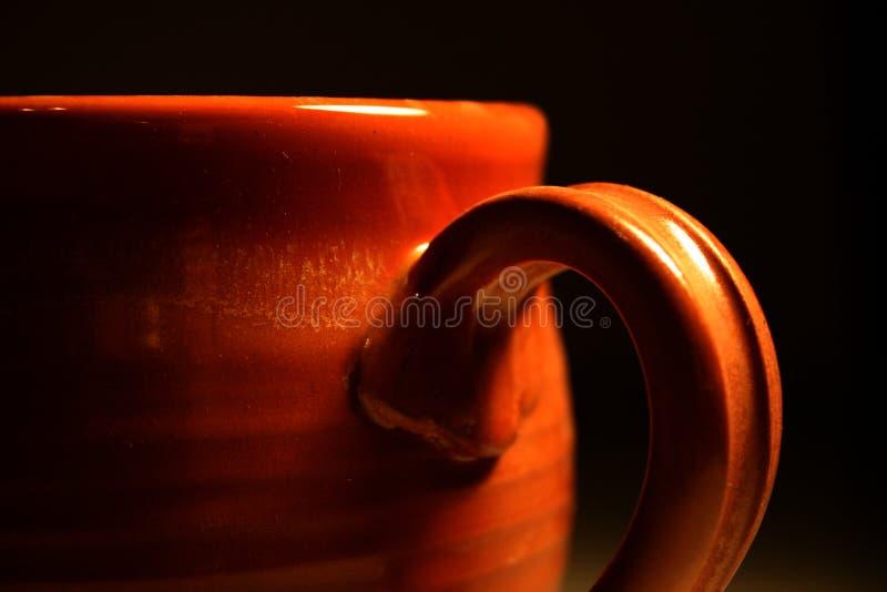 Nahaufnahme eines Cup stockfotos