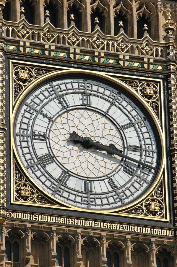 Nahaufnahme von Big Ben stockfotografie