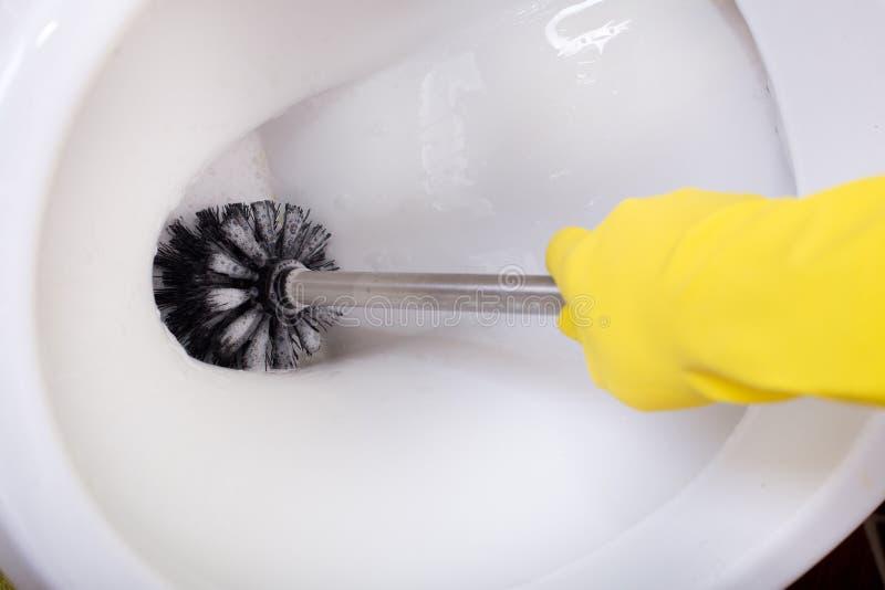 Nahaufnahme zum Reinigungsmittel lizenzfreies stockfoto