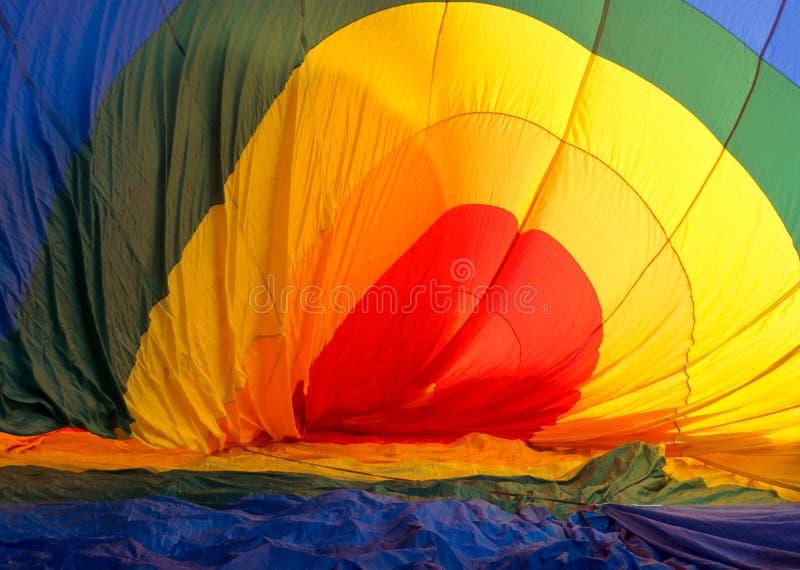 Nahaufnahmeballon stockfoto