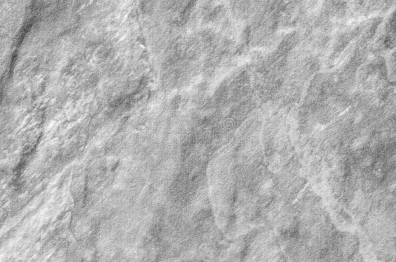 Nahaufnahmeoberfläche am Steinmuster an der Steinbacksteinmauer im Garten maserte Hintergrund im Schwarzweiss-Ton lizenzfreie stockfotos