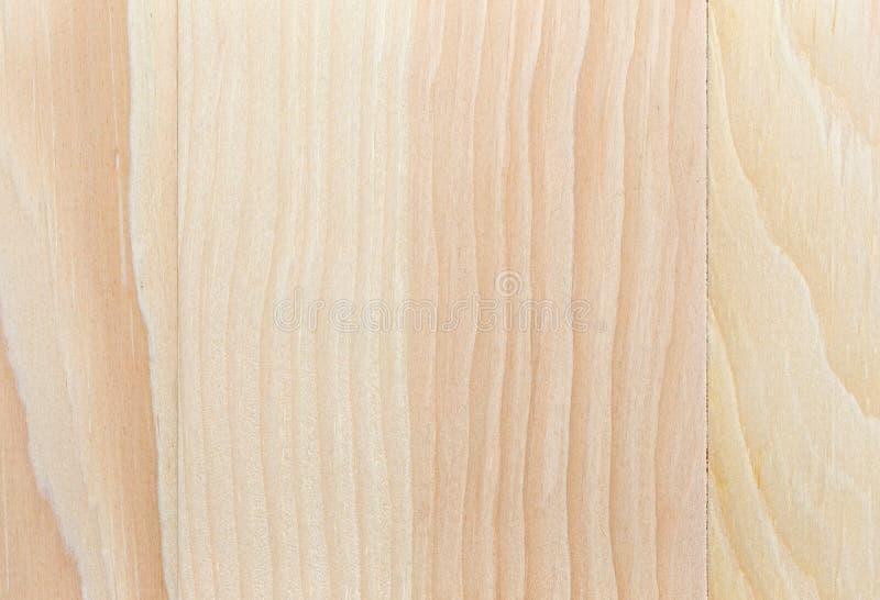 Nahe Ansicht von Kiefernbrettern lizenzfreie stockbilder