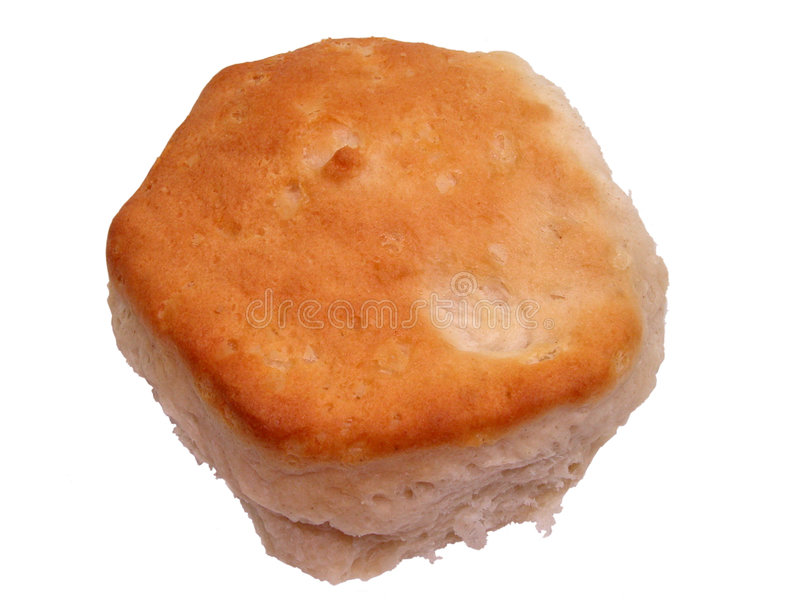 Nahrung: Frühstück-Biskuit stockfotos