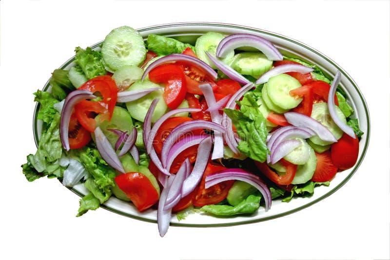 Nahrung, Salat 2 lizenzfreie stockfotos