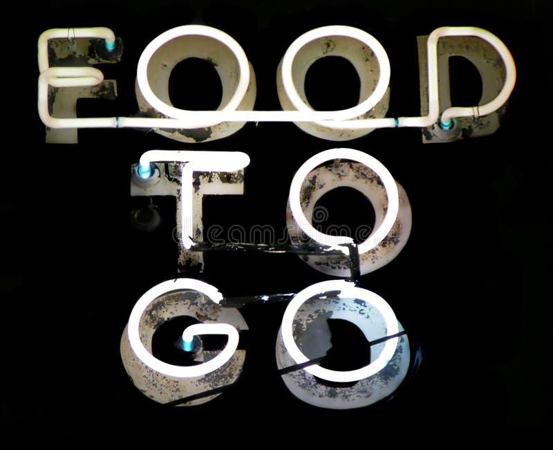 Nahrung zum zu gehen stockfotos