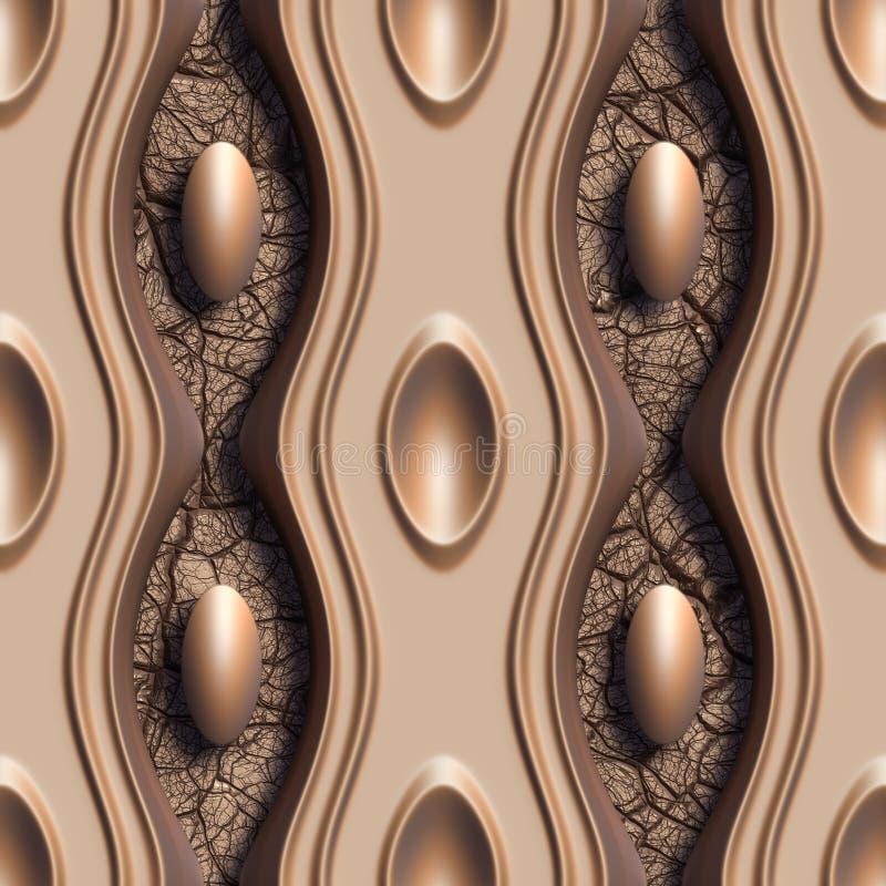 Download Nahtlos stock abbildung. Illustration von form, kreativ - 90227423