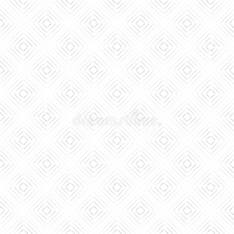 Nahtlos von lokalisierten Linien in der Form des Winkels quadriert Licht zur Dunkelheit auf einem weißen Hintergrund stockfotos