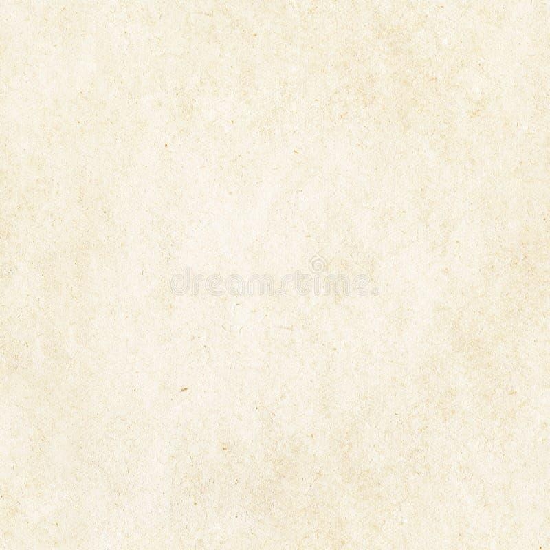 Nahtlose alte Papierbeschaffenheit lizenzfreie stockfotos