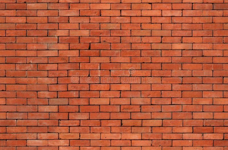 Nahtlose Backsteinmauerbeschaffenheit stockfotografie