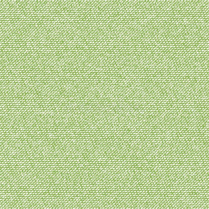 Nahtlose Beschaffenheit des Grünsegeltuches lizenzfreie abbildung