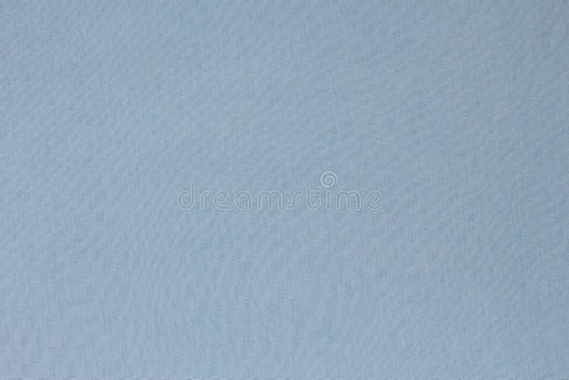 Nahtlose hellblaue Stofftextilbeschaffenheit lizenzfreie stockbilder