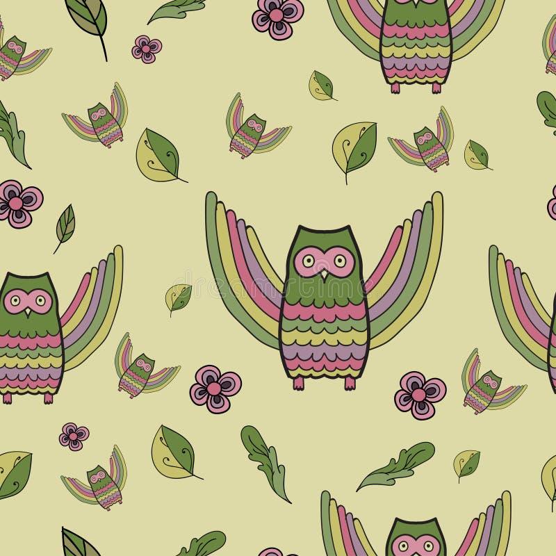 Nahtlose Muster und Hintergründe, Muster für Kinderkleidung lizenzfreie stockfotografie