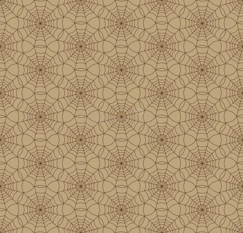 Nahtlose Netzbeschaffenheit der geometrischen Form Dieses ist Datei des Formats EPS8 stock abbildung