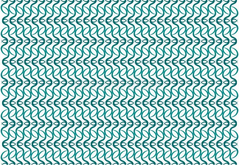 Nahtlose orientalische Muster Weißer Hintergrund mit arabischen Verzierungen Muster, Hintergründe und Tapeten für Ihren Entwurf g lizenzfreie abbildung