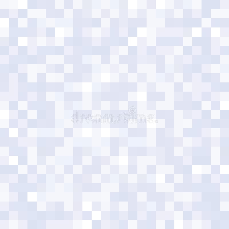 Nahtlose pixelated Schneebeschaffenheit, die Hintergrund für verschiedene digitale Anwendungen aufzeichnet vektor abbildung