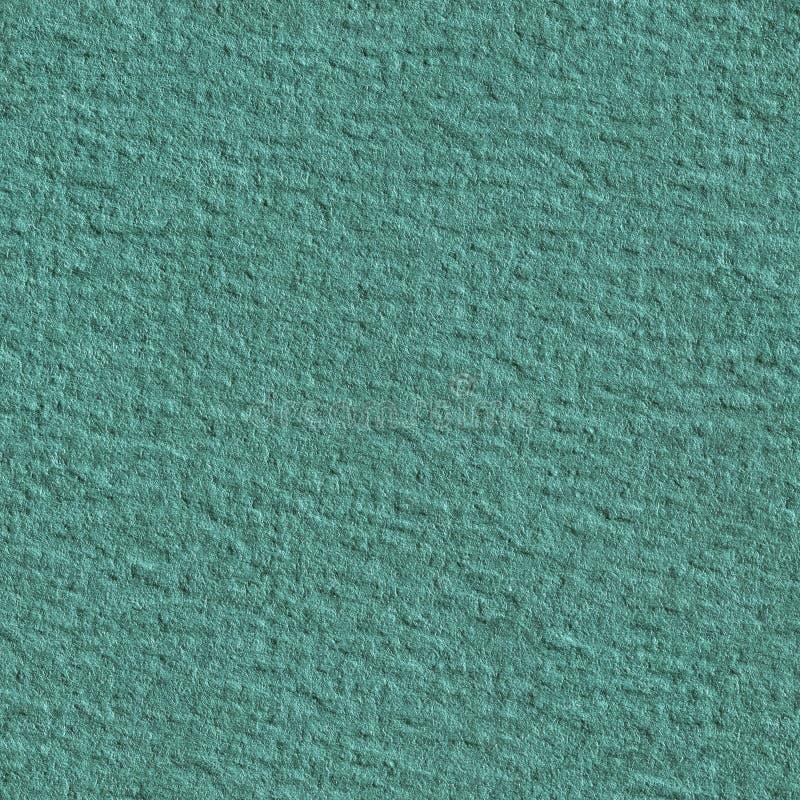 Nahtlose quadratische Beschaffenheit Grüne Aquapapierbeschaffenheit Fliese bereit lizenzfreie stockbilder