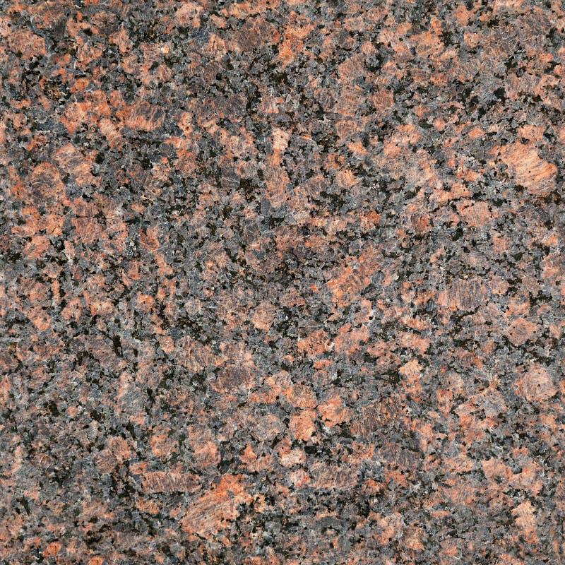 Nahtlose rote Granitsteinbeschaffenheit stockbild