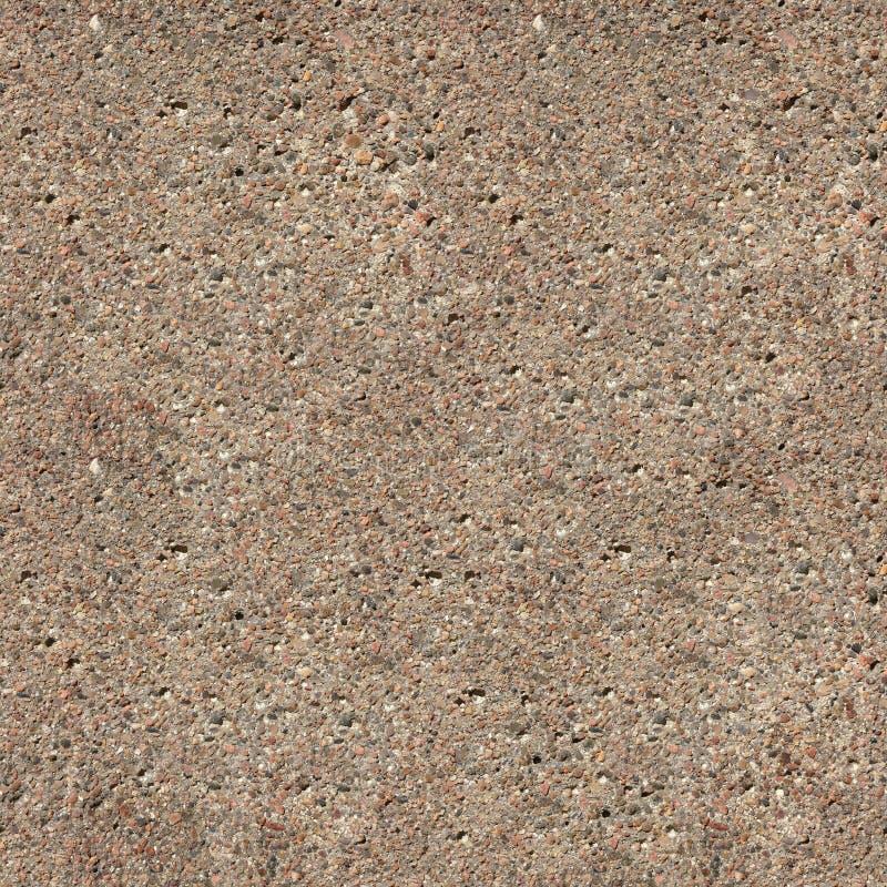 Nahtlose Sandzementoberfläche stockbild