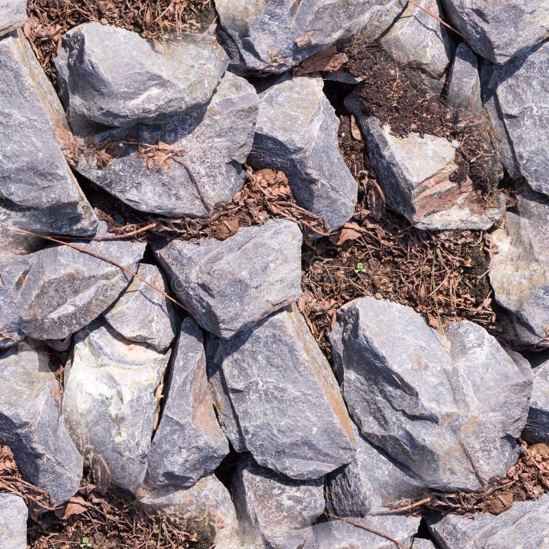 Nahtlose schmutzige Felsen Hintergrund, Beschaffenheit nave lizenzfreies stockfoto