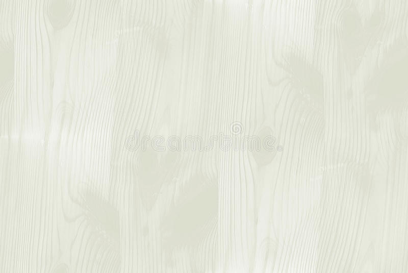 Nahtlose weiße hölzerne Beschaffenheit lizenzfreie abbildung