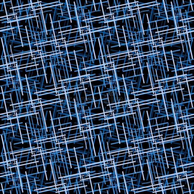 Nahtlose Zeile Muster vektor abbildung