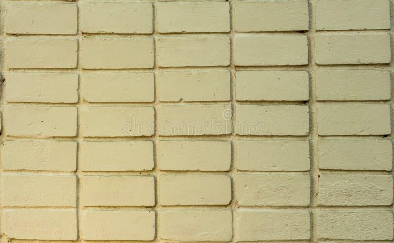 Nahtloser Hintergrund der Backsteinmauer lizenzfreie stockfotografie