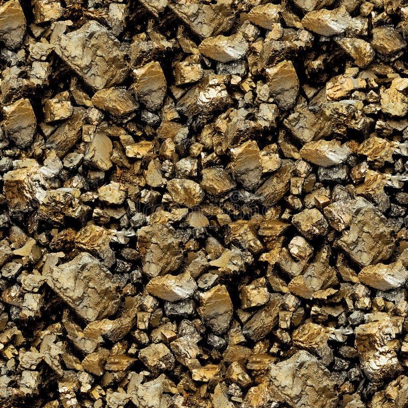Nahtloser Hintergrund der Kohle. lizenzfreie stockfotografie