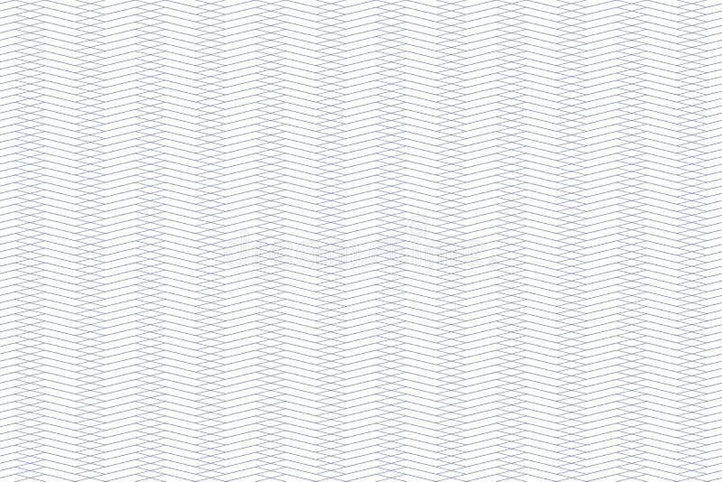 Nahtloser Hintergrund des Guilloche vektor abbildung