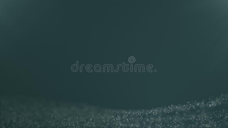 Nahtloser Hintergrund des Partikels, mit Platz für Ihr Logo oder Text stock video
