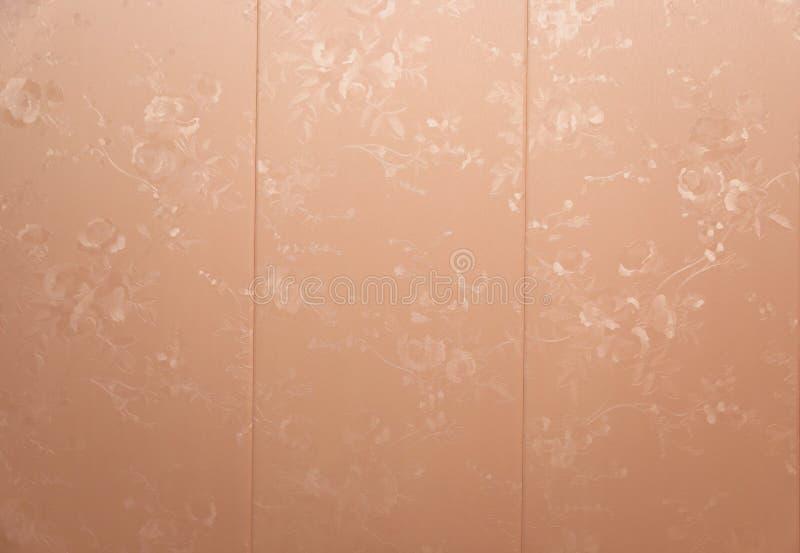 Nahtloser Musterhintergrund Damast Wallpaper lizenzfreie stockfotografie